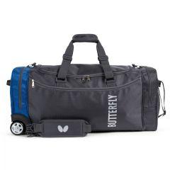 Butterfly Sport Bag With Wheels Otomo Blauw