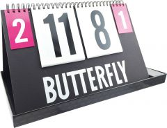 Butterfly Scorebord Duo