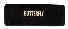 Butterfly Hoofband Zwart