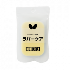 Butterfly Rubber Care