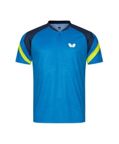 Butterfly Polo Atamy Blauw