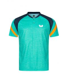 Butterfly Polo Atamy Groen