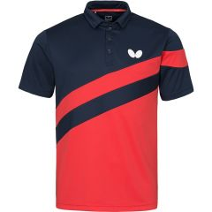Butterfly Polo Kisa Rood