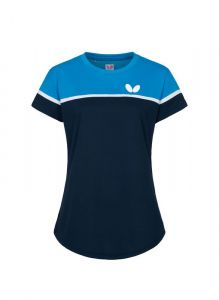 Butterfly Polo Kosay Lady Blauw