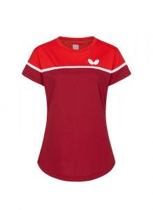 Butterfly Polo Kosay Lady Rood