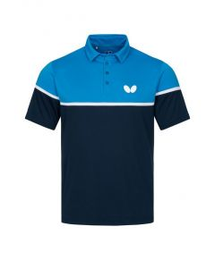 Butterfly Polo Kosay Blauw