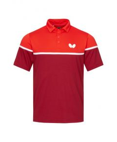 Butterfly Polo Kosay Rood