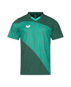 Butterfly T-Shirt Tano Groen