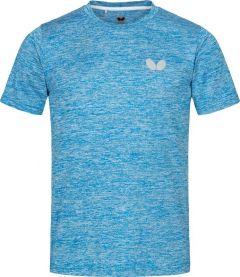Butterfly T-Shirt Toka Blauw