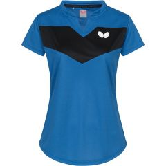 Butterfly Polo Tori Lady Blauw