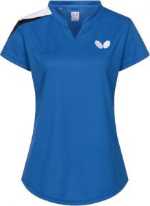 Butterfly Polo Tosy Lady Blauw