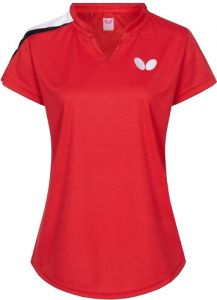 Butterfly Polo Tosy Lady Rood