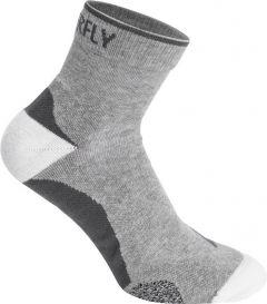 Butterfly Sokken Seto Grey