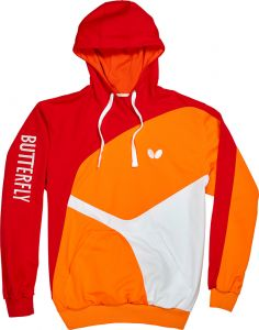 Butterfly Hoodie Ryo Red/Orange