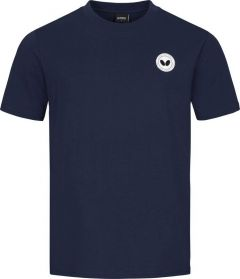 Butterfly T-Shirt Kihon Navy