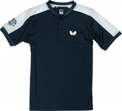 Butterfly Polo Takeo Navy