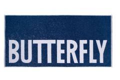Butterfly Handdoek Sign Blauw