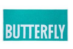 Butterfly Handdoek Sign Groen