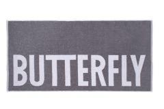 Butterfly Handdoek Sign Grijs