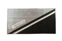 Butterfly Handdoek Yao Zwart Big