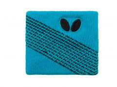Butterfly Wristband Streak Blauw